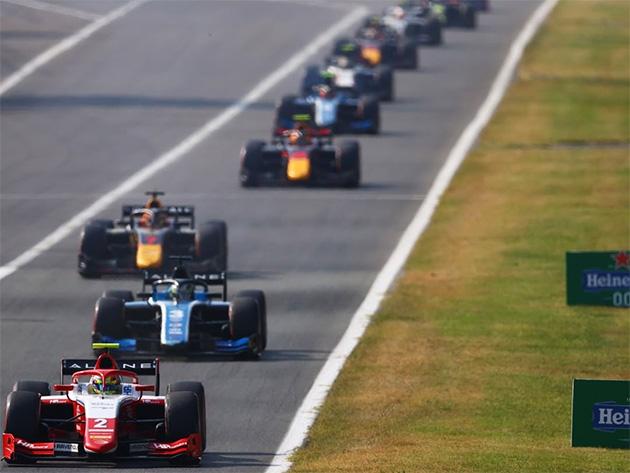 Fórmula 2 e Fórmula 3 divulgam novo sistema de pontuação para 2022