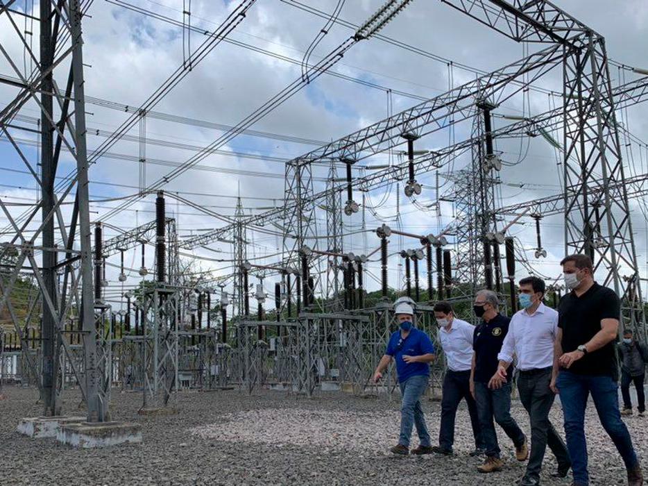 Pelo menos 13 dos 16 municípios do Amapá, incluindo a capital Macapá, voltaram a registrar falta de energia
