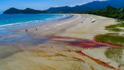Praia da Baleia foi palco de um dos afogamentos