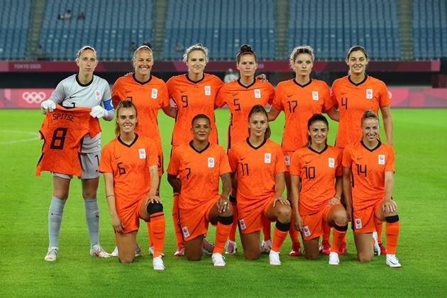 Rival do Brasil, Holanda estreia com goleada de 10 sobre a Zâmbia