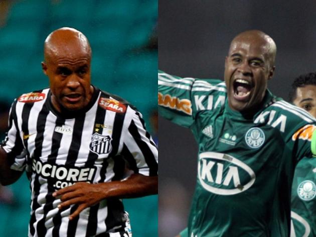 Marcos Assunção revela coração dividido em possível final entre Santos e Palmeiras na Libertadores