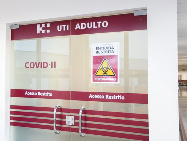Curitiba registra menor número de casos novos de Covid-19 desde outubro