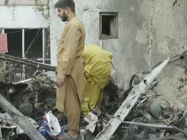 EUA admitem erro em ataque que matou 10 civis no Afeganistão