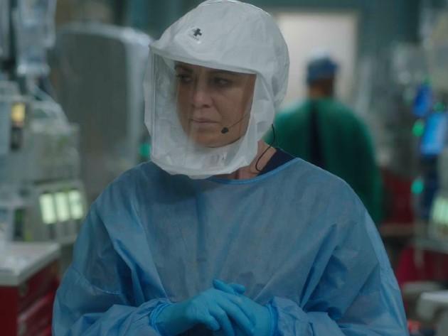 O futuro de Meredith Grey continua incerto