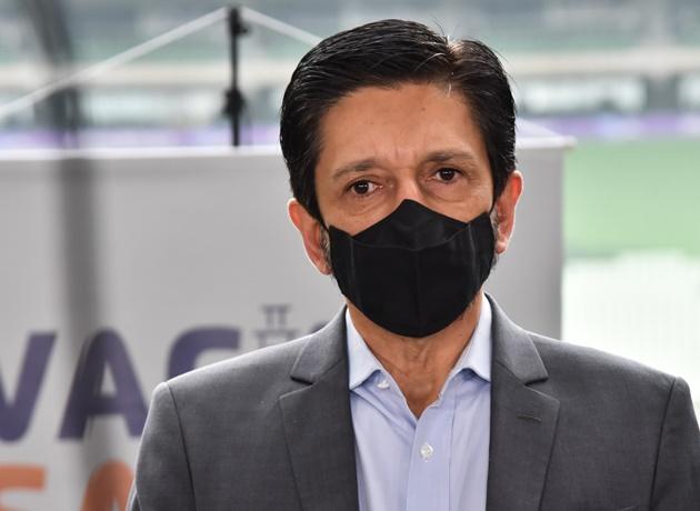 Ricardo Nunes diz que oferta de leitos e vacinação serão prioridades em SP