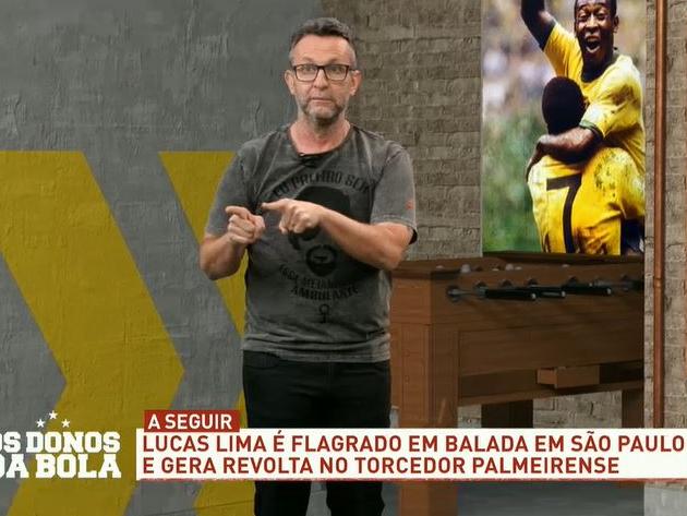 Neto cita drama familiar, critica Bolsonaro e faz apelo por vacinas