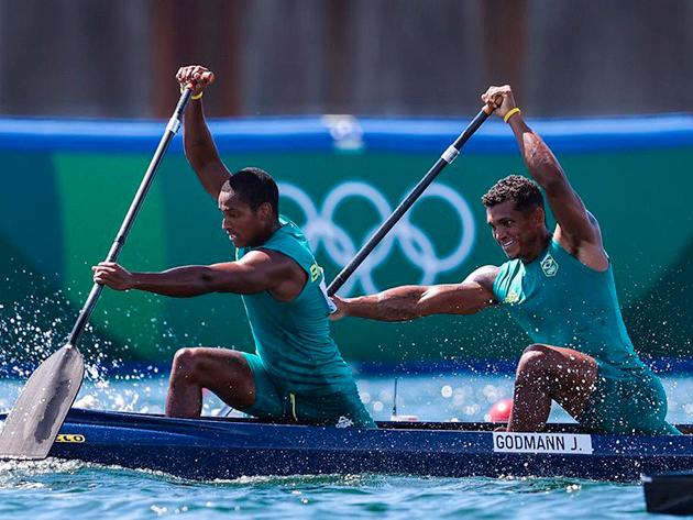 Isaquias e Jacky ficam com a quarta posição no C2 1.000m; cubanos vencem prova