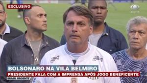 Bolsonaro acusa Mandetta de superfaturamento