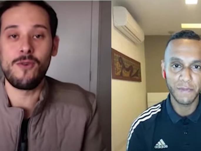 Volante do Besiktas, Souza revela sonho de virar ídolo no clube