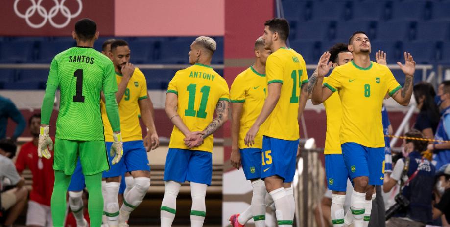 Brasil vence Egito e avança às semifinais em Tóquio