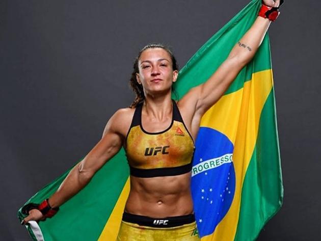 Amanda Ribas reúne qualidades para se tornar uma grande campeã