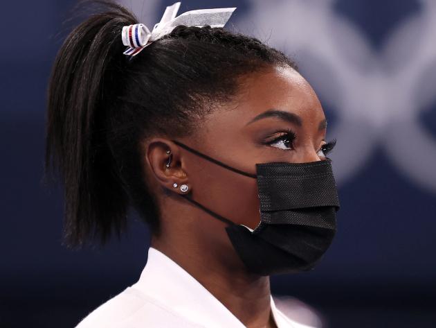 Simone Biles desiste da final do individual geral em Tóquio