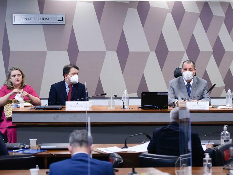 Relatório final da CPI da Pandemia será lido nesta quarta-feira