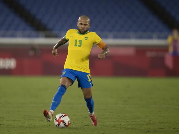 """""""Gastamos todos os gols contra a Alemanha e hoje ficou faltando"""", diz Daniel Alves"""