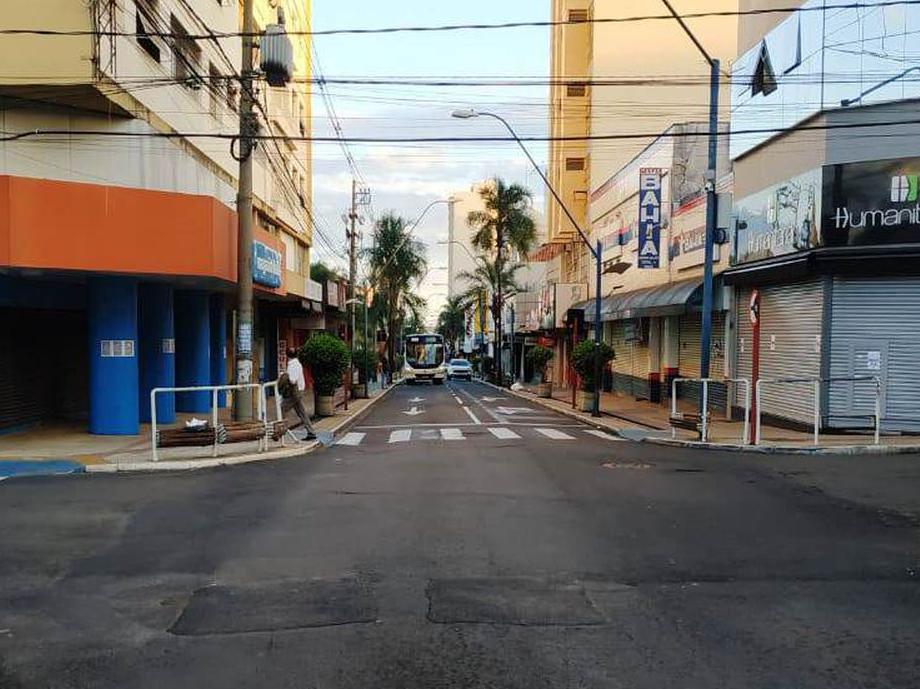SP: Araraquara inicia hoje segundo lockdown durante pandemia