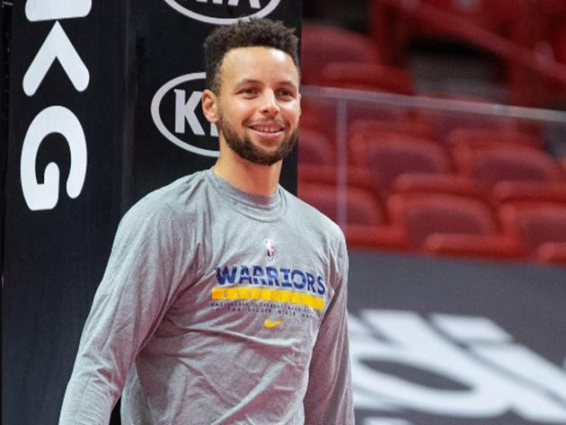 Curry é o tempero mais saboroso da NBA