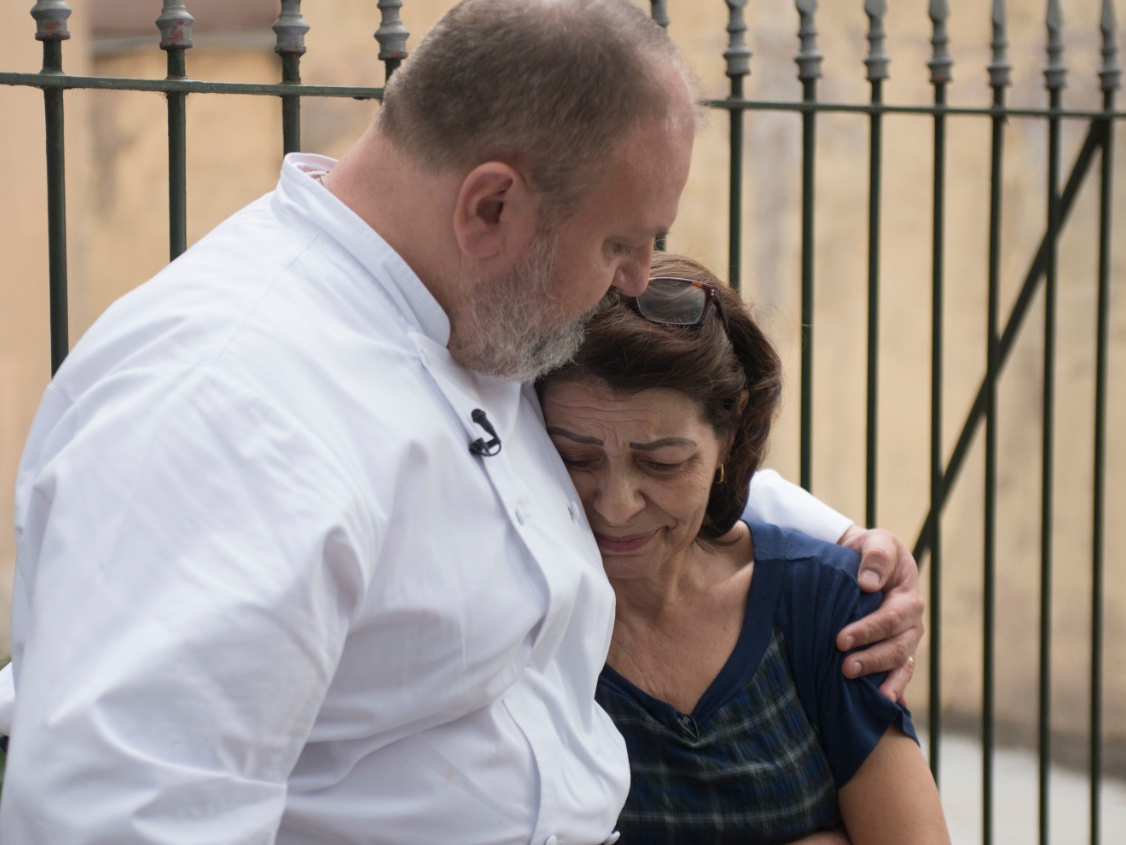 8 cenas de abraço do Jacquin em Pesadelo na Cozinha