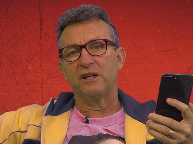"""Neto diz qual seria sua primeira medida como presidente do Corinthians: """"Ia devolver o estádio"""""""