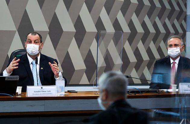 Relator da CPI da Covid-19 irá revelar a lista de investigados pela comissão