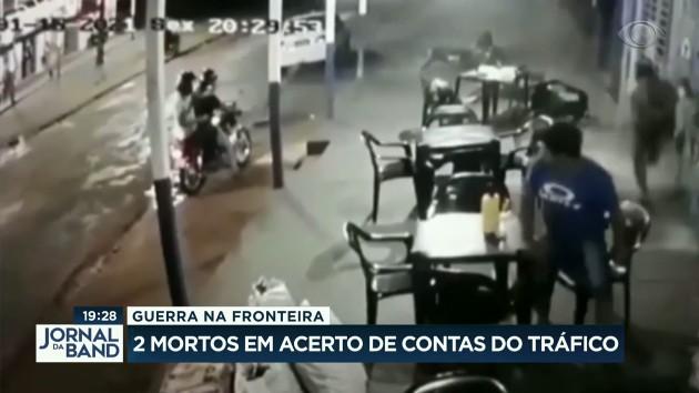 Fim de semana tem mais mortes em guerra do tráfico na fronteira com o Paraguai
