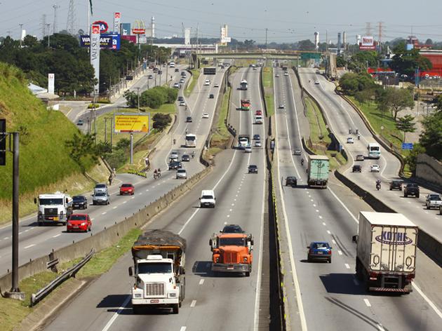 Trânsito menos violento em janeiro/21 no Vale do Paraíba