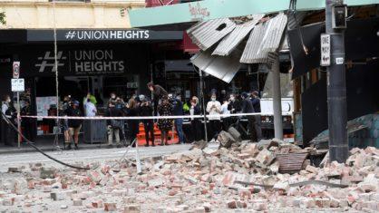Terremoto atinge sudeste da Austrália