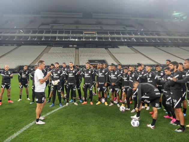 Perspectivas para o Corinthians para o Campeonato Brasileiro não são boas