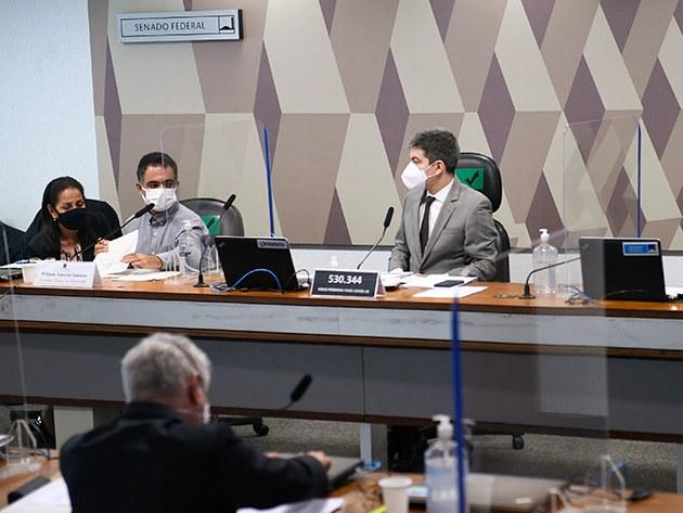 Consultor técnico reafirmou irregularidades na compra da vacina Covaxin