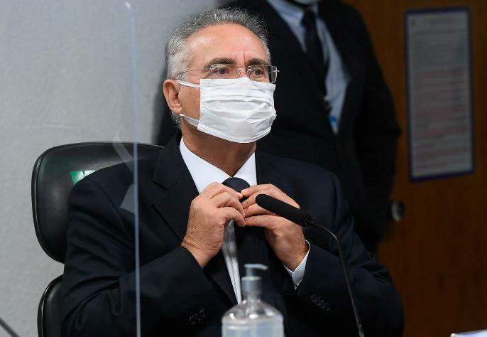 Renan acusa Onyx de ameaçar deputado após denúncias sobre compra da Covaxin