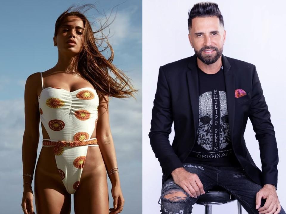 Latino diz que já foi humilhado por Anitta e saiu da casa dela chorando