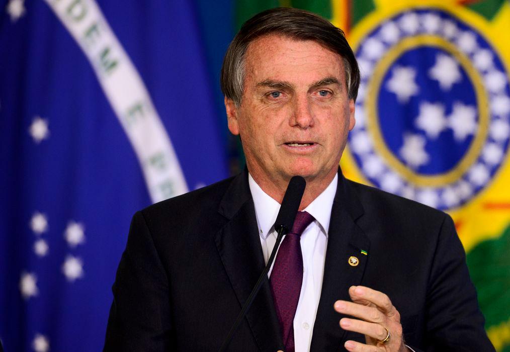 Jair Bolsonaro ironiza presidente da Argentina após fala sobre a origem dos brasileiros