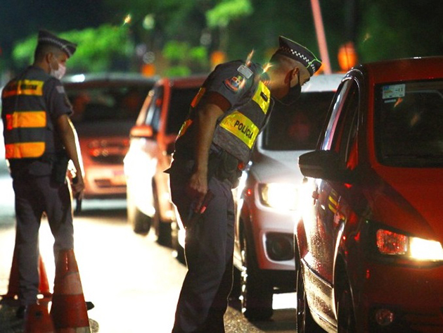 Restrições noturnas anunciadas pelo governo de São Paulo começam a valer hoje