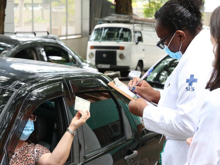 SP: Capital paulista vai escalonar vacinação entre 50 e 59 anos