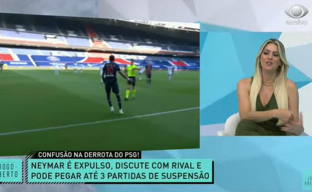 Jogo Aberto debate racismo na Espanha e nova expulsão de Neymar