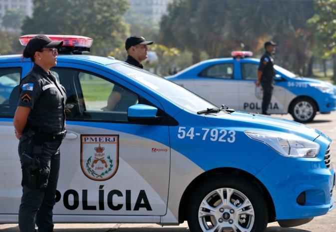 Agentes de segurança do Rio morrem mais durante período de folga