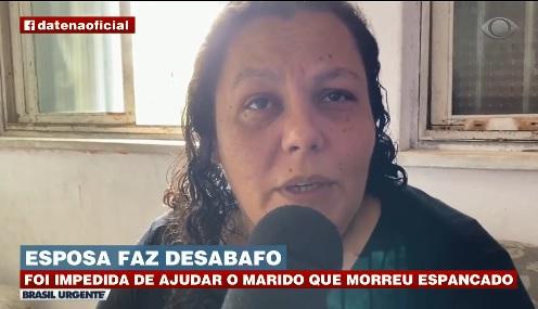 Milena Borges Alves, esposa de João Beto