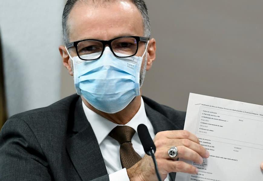 Presidente da Anvisa confirma reunião no Planalto para tentar mudar bula da cloroquina