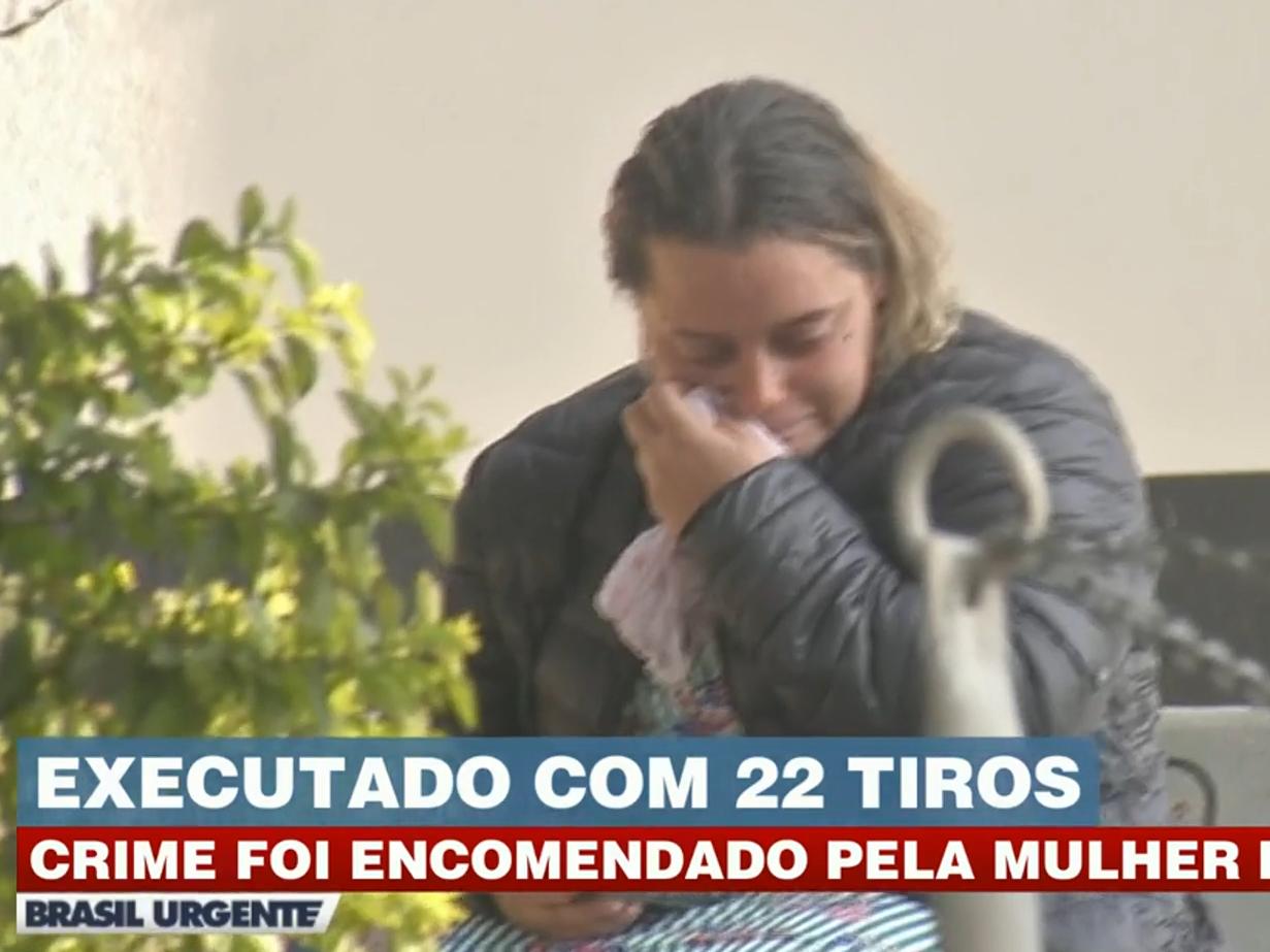 GCM é executado com 22 tiros enquanto dormia; esposa foi presa como mandante