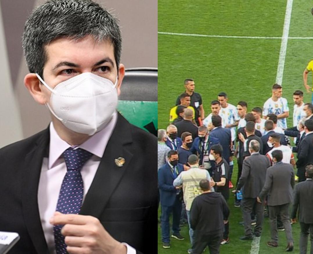 CPI deve notificar CBF após argentinos descumprirem regras sanitárias