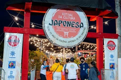 Evento traz culinária e arte japonesa