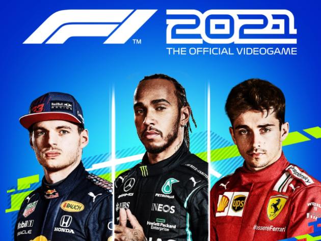 F1 2021 (o jogo) tem novidades para a nova geração