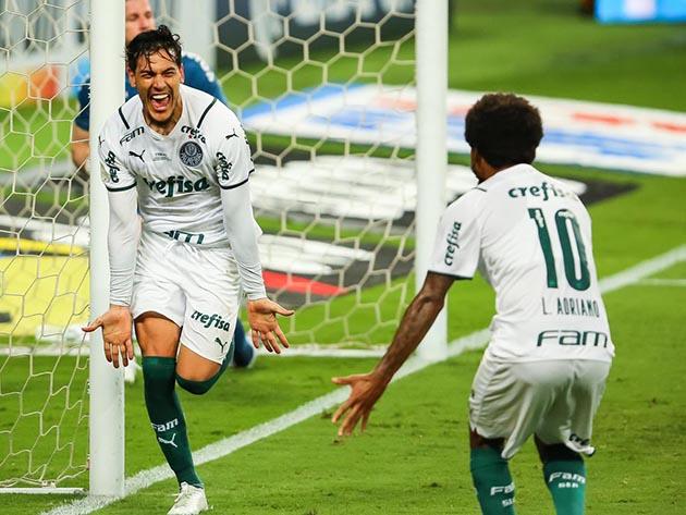 Copa do Brasil: Gómez dá vitória ao Palmeiras sobre o Grêmio no jogo de ida da final