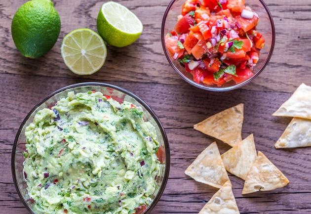 Guacamole e salsa são aperitivos perfeitos para o calor: anote receitas da Carole Crema