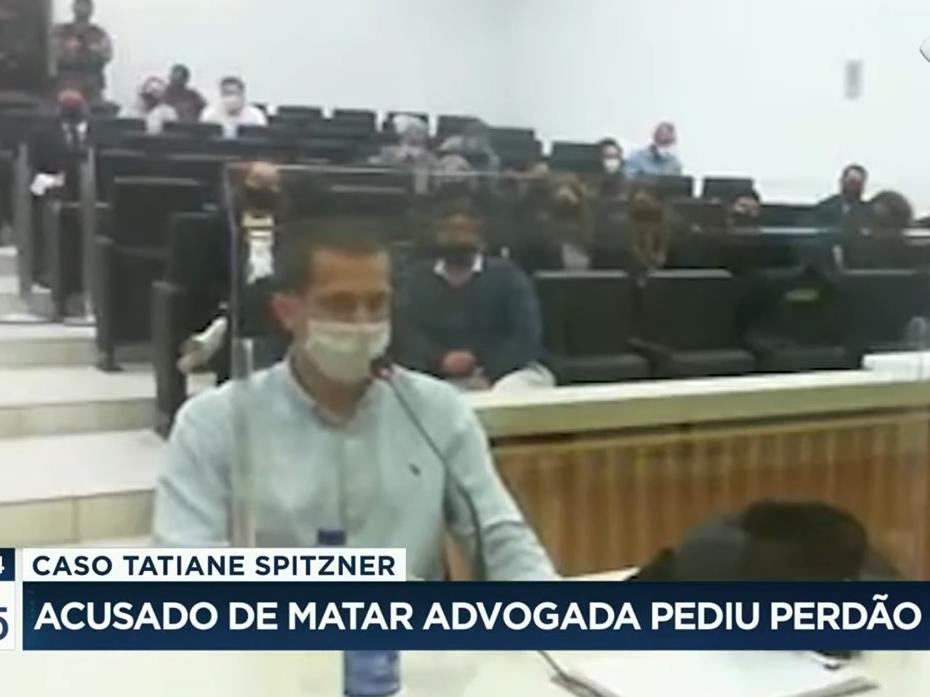 Caso Tatiane Spitzner: Luis Felipe Manvailer é condenado por homicídio