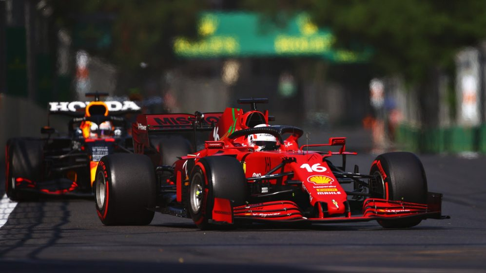 "Leclerc diz que Ferrari ""voltará à realidade"""