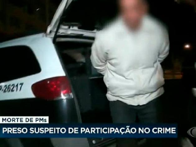 Morte de PMs: preso suspeito de participação no crime