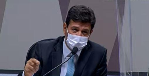 Brasil não fez nenhum lockdown, diz Mandetta
