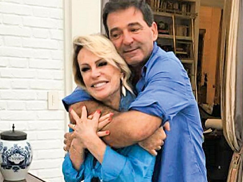 Ex-marido de Ana Maria Braga desmente ter maltratado funcionários