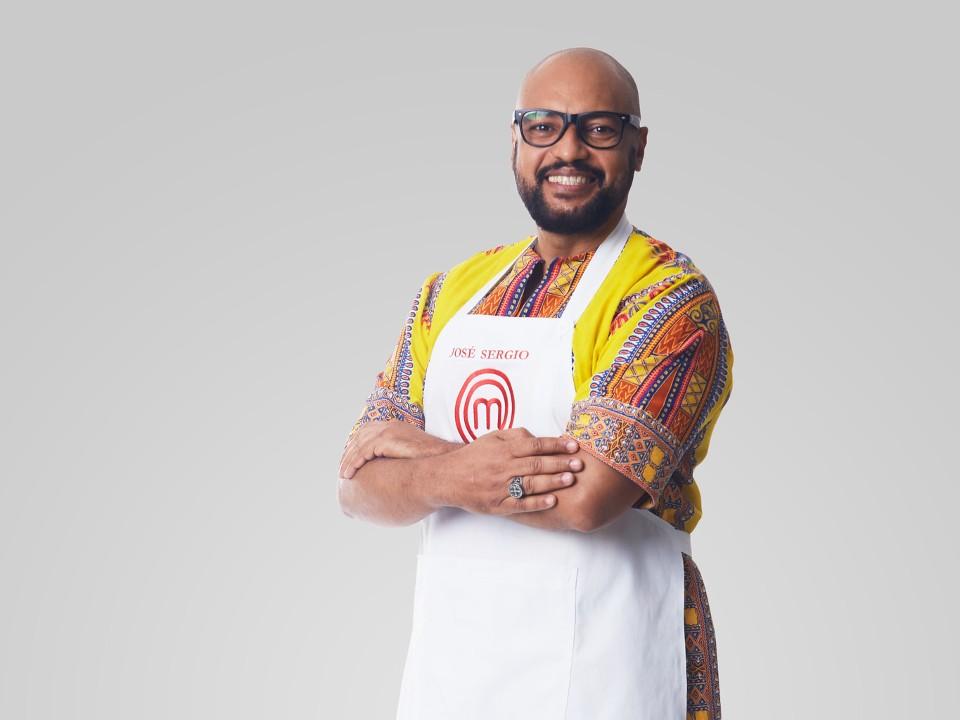 José Sergio, do MasterChef, é apaixonado por samba e boas receitas