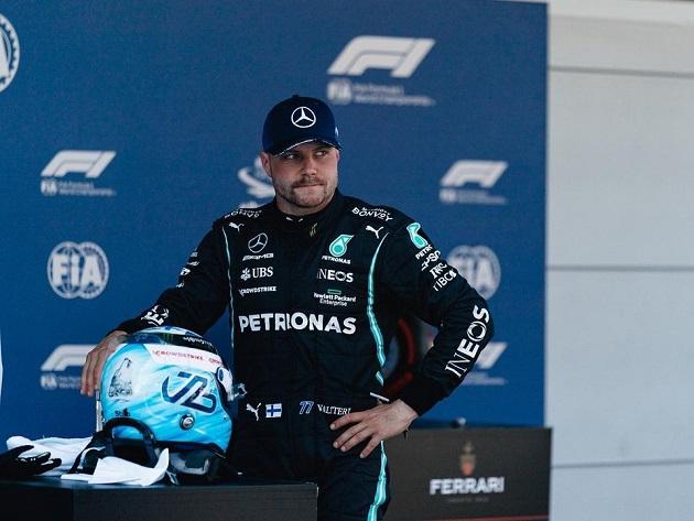 Para Valtteri Bottas, corrida classificatória deve ter riscos bem calculados